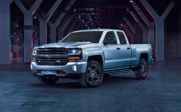La série Redline de Chevrolet: flirter avec la personnalisation