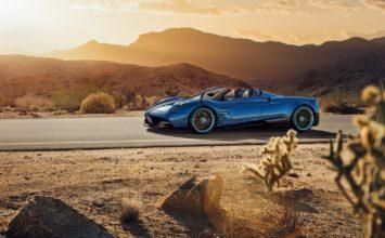 Pagani Huayra Roadster: décapotée et plus légère