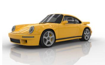 La RUF CTR 2017: Ceci n'est pas une Porsche 911