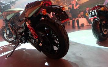 Harley-Davidson Street Rod 2017: l'urbaine musclée dévoilée à Montréal