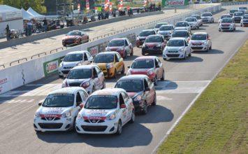 Coupe Nissan Micra: la saison s'amorce en mai! (Calendrier)
