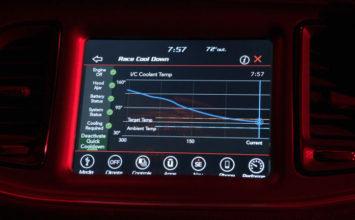 Dodge SRT Demon: des capacités d'acquisition de données impressionnantes