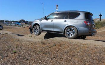 Nissan Armada 2017 : le même, mais différent