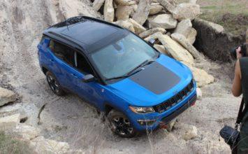 Essai routier Jeep Compass 2017: pour ne pas perdre le nord