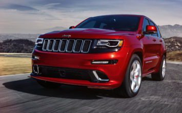 [NEW YORK 2017] Jeep dévoile le Grand Cherokee Trackhawk 2018