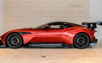 Une Aston-Martin Vulcan 2016 à vendre pour 3,4M$ US (Photos)