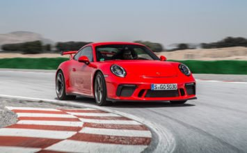 Porsche GT3 2018: elle explose son propre record sur le Nordschleife… par 12,3 sec! (Vidéo)