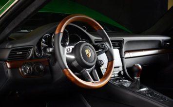 Porsche vient de produire sa millionième Porsche 911, et celle-ci est sublime