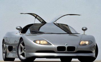 BMW Nazca M12: une descendante de la M1 qui n'a jamais eu sa chance
