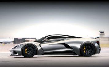 Hennessey Performance veut battre la Bugatti Chiron avec la Venom F5