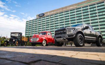100 ans de camions Ford, ça se fête!