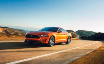 Ford Mustang 2018: un nouvel ensemble de performance pour la piste offert