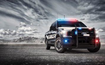 Ford dévoile un F-150 prêt pour la poursuite à haute vitesse