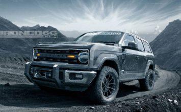 Le Ford Bronco 2020 pourrait avoir l'air de ça (prise 2)
