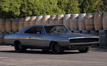 Punishment: Une Dodge Charger 1970 à Pebble Beach!