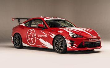 La Toyota 86 TMG participera au Pirelli World Challenge