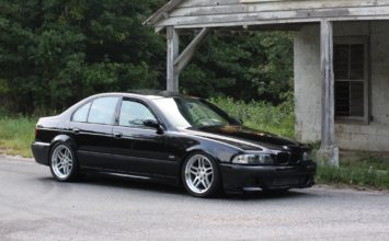 BMW 528i 1999 LS Turbo: On LS tout !