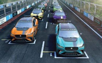 Jaguar lance une série monotype en support à la Formule E