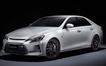 Toyota lance sa série GR au Japon