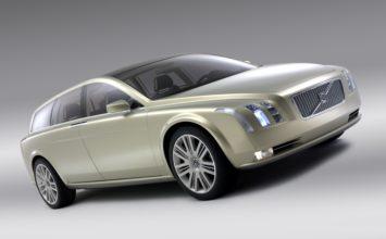 Versatility Concept Car: un concept Volvo du passé
