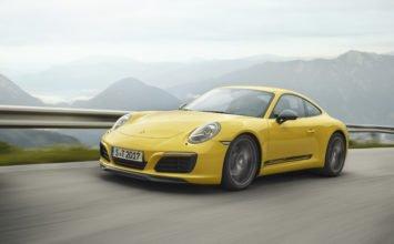 Porsche 911 Carrera T: la plus pure des 911
