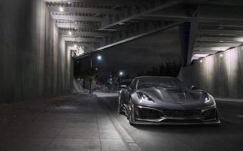 Chevrolet Corvette ZR1 2019: la plus puissante à ce jour