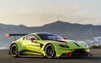Vantage GTE 2018: la nouvelle monture d'Aston Martin en WEC
