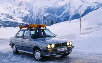 5 voitures uniques à rouage intégral pour cet hiver!