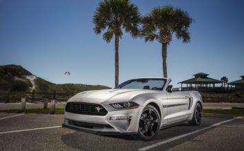 La Mustang GT California Special sera de retour en 2019