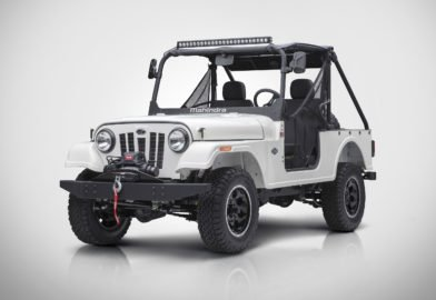 Mahindra ROXOR: un « side by side » diésel?