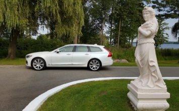 Volvo V90 2017 : quand le luxe ne crie pas
