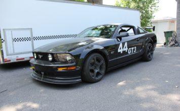 À vendre: Mustang GT 2008 préparée pour la course