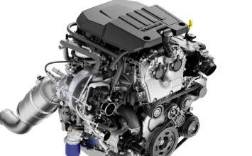 Un quatre cylindres turbo pour le Silverado 1500 2019