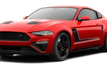 Mustang Roush JackHammer 2018: 710 chevaux garantis 5 ans/100 000Km