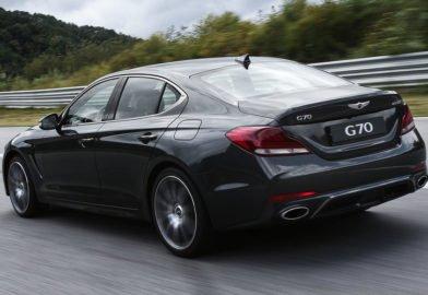 Que peut-on avoir pour le prix d'une Genesis G70 2.0 Sport 2019 ?