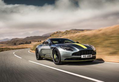 Aston Martin DB11 AMR 2019: la DB11 surdouée