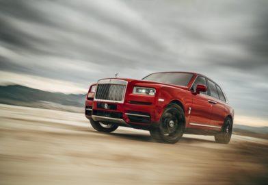 Rolls-Royce Cullinan: 627 lb-pi de couple, un mini-bar et 415 000$