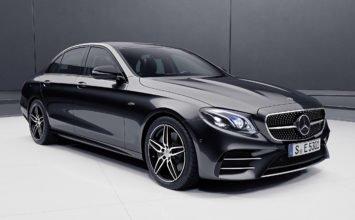 Mercedes-AMG E53 Berline 2019: 429 chevaux et un p'tit «boost» électrique