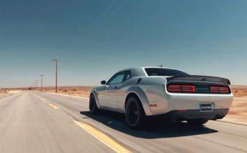 Dodge Challenger SRT Hellcat Redeye: on monte la pression!