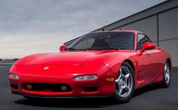 Combien pour une Mazda RX-7 FD absolument parfaite ?