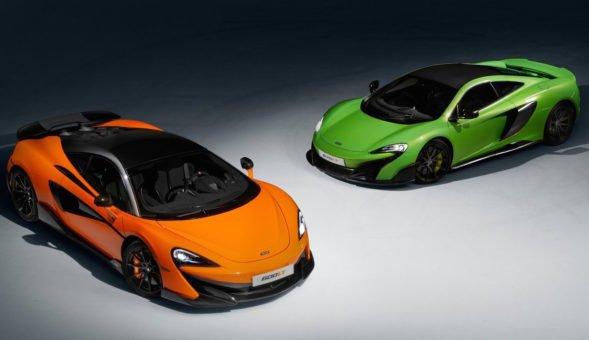 McLaren 600LT : Plus de puissance, moins de poids… et plus exclusive que jamais!