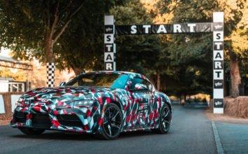 La Toyota Supra 2020 sera au Salon de l'auto de Montréal