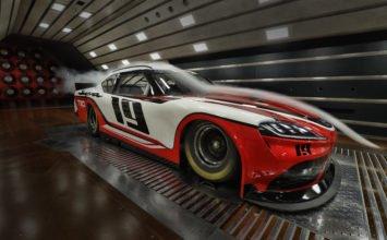 La Supra fait un retour …. en NASCAR!
