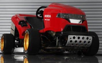 Le Mean Mower de Honda vise les 240 km/h