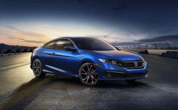 Les Honda Civic Berline et Coupé 2019 sont dévoilées