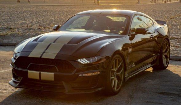 La fameuse Shelby GT est de retour!
