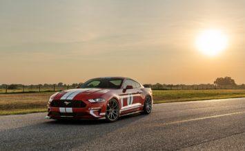 Hennessey Performance: une Mustang GT pour célébrer 10 000 véhicules (…et 6,5M de chevaux)