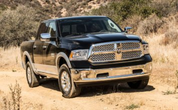 FCA rappelle 1.4 millon de camions RAM pour un problème de tailgate