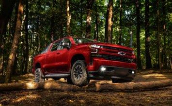 Quatre concepts Chevrolet Silverado qui seront dévoilés au SEMA