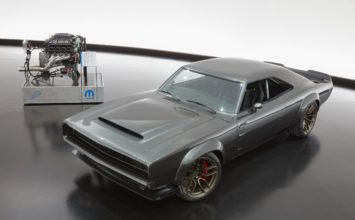 Hellephant: le HEMI 426 «crate engine» de Mopar (1000 chevaux)